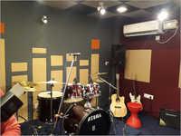 Studio Wall Paneling
