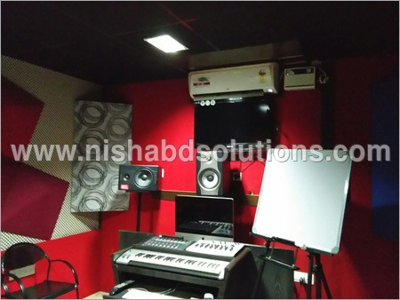 Studio Acoustical Wall Panels