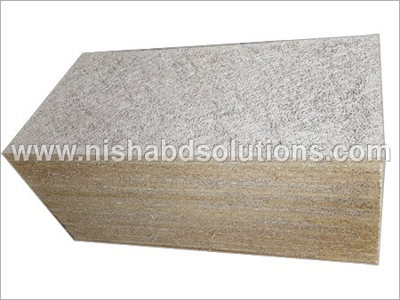 Natural Wood Wool Board