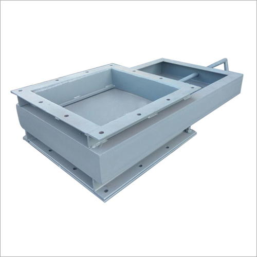 Slide Gate Damper