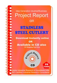 Stainless Steel Cutlery manufacturing Project Report eBook