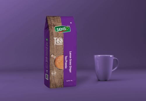 Zafrani Karak Tea