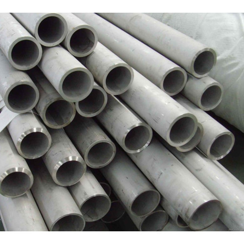 Round Stainless Steel Seamless Pipes