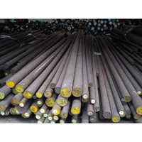 Stainless Steel Black Round Bars
