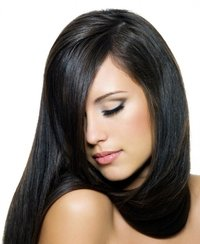 Henna Hair Color Black
