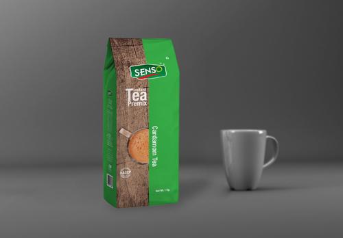 Cardamom Tea Karak