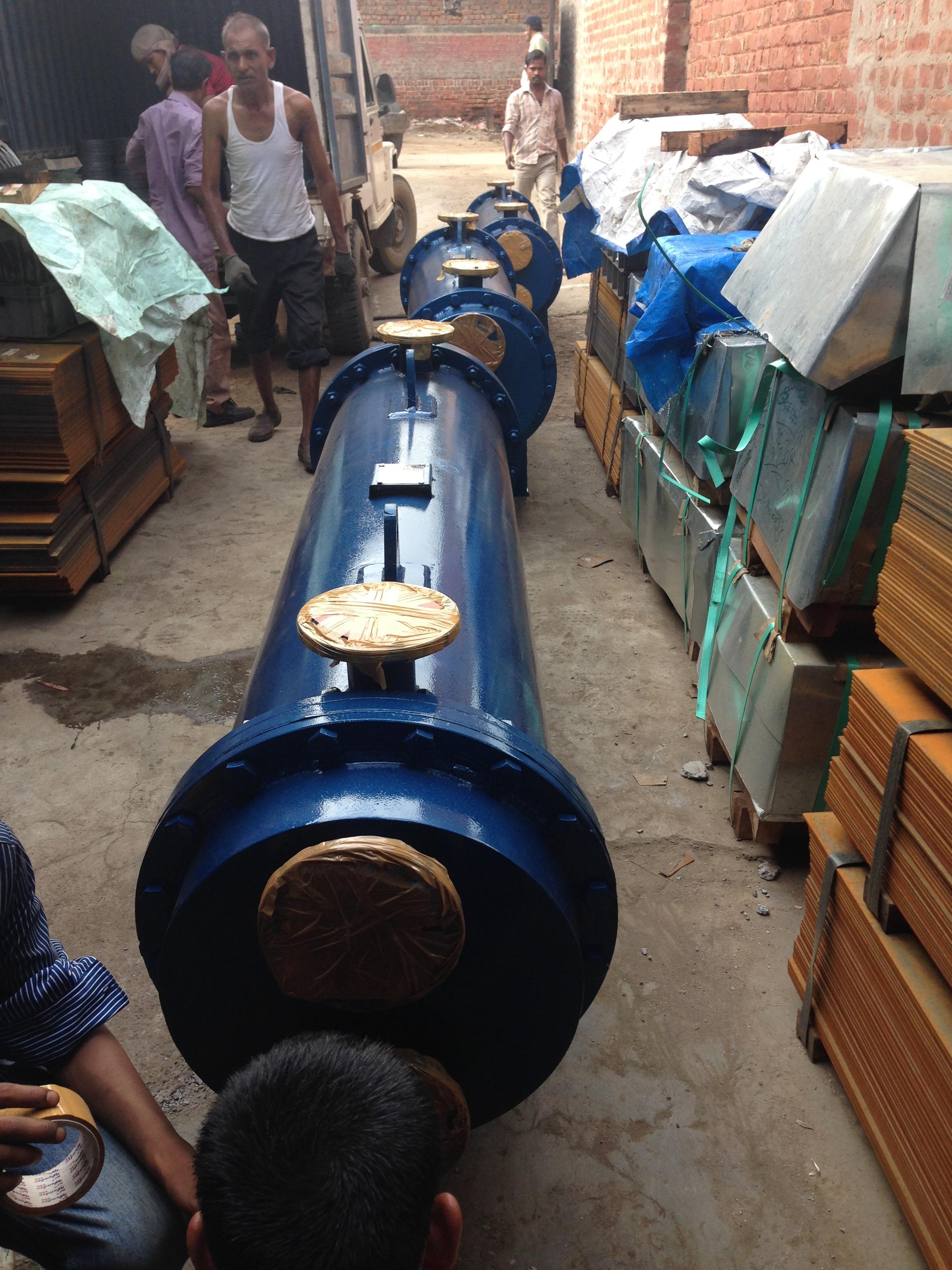 Hydraulic Oil Cooler