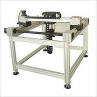 Aluminum Profile Machining Structure Frame