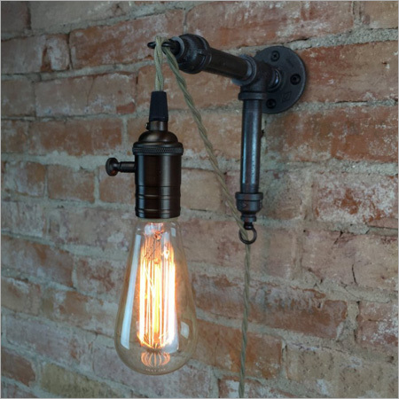 Antique Wall Mount Lamp