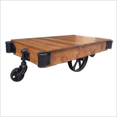 Cart Coffee Table