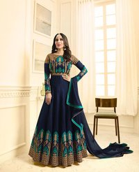 Sethnic heavy karma anarkali wholesale dealer in surat