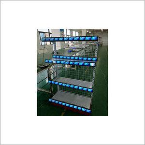 Shelves screen series