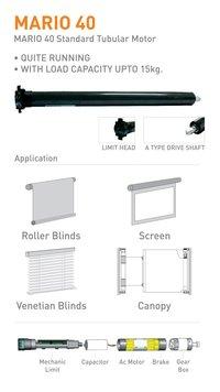 Motorised Window Blind