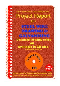 Steel Wire Drawing and Galvanising manufacturing eBook