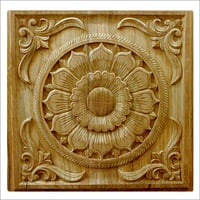 3D Carving Wood Panel