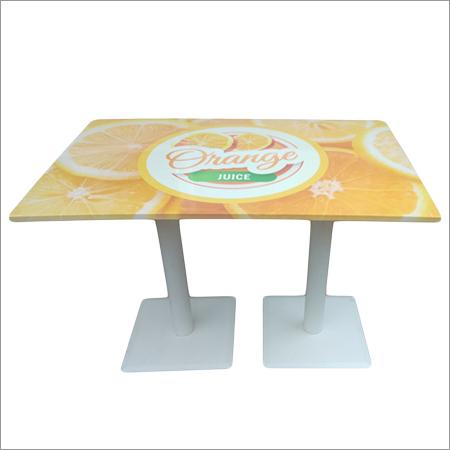 Edge Print Table Top