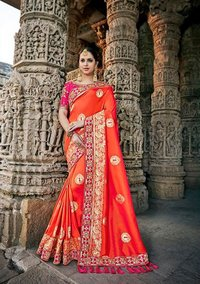 Latest saree aloukik ameya 901 to 909 catalog wholesale in surat