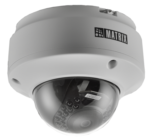 IP Camera (6mm Lens) with Audio Support
