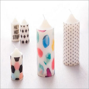 Candles Printing Services