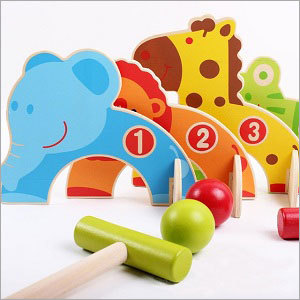 Wood Toys and sport Printing Services
