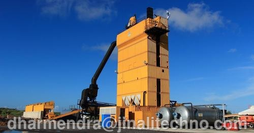 Asphalt/Concrete Plants Erection & Commissioning