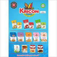 Kricon Kitchen Spices