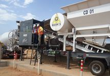Concrete Plants Erection & Commissioning
