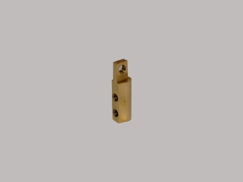 Brass Round Terminal Connector
