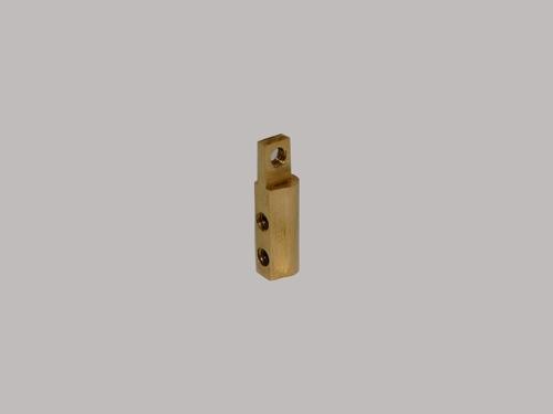 Brass Round Terminal Connector