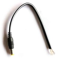 Brass DC Pin With Cable