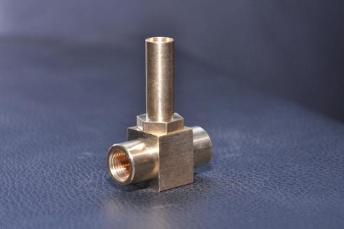Brass CNG Valve Body