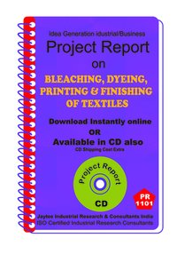 Bleaching ,Dyeing, Printing and Finishing of Textiles eBook