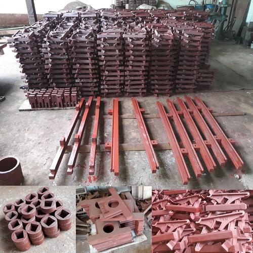 Boiler Dumping Grate Spares - 02.