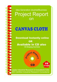 Convas Cloth manufacturing Project Report ebook