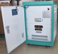 Single Phase 110v To 3 Phase 220v Ac Power Supply