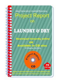 Laundry and Dry Cleaners manufacturing project Report ebook