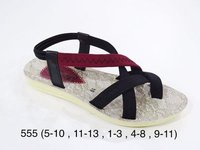 PU Fancy Ladies Sandal