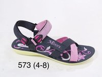 Printed Ladies PU Sandal