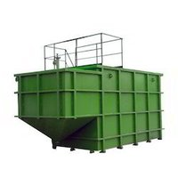 Packaged Sewag Treatment Plant