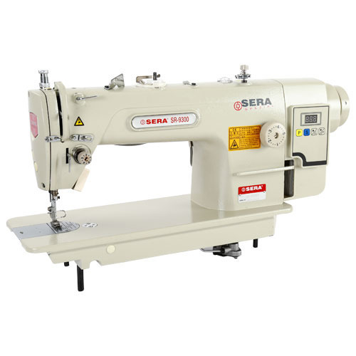 Single Needle Lockstitch Direct Drive Sewing Machine
