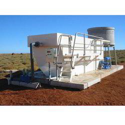 Zero Liquid Dish Charge STP Plant