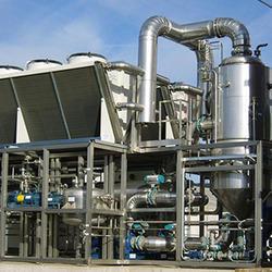 STP To RO Zero Discharge PLant