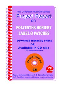 Polyester Hosiery Label and Patches manufacturing ebook