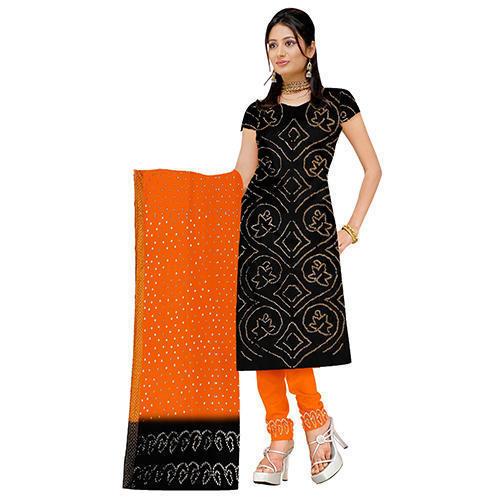 Gujarati Bandhej Suits