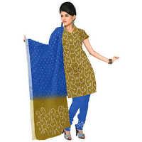 Designer Bandhej Suit