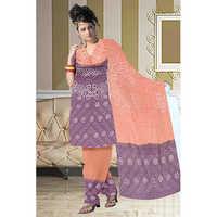 Bandhej Designer Print Suit
