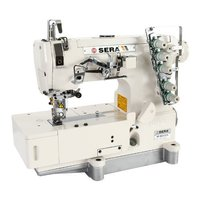Placket Attaching Sewing Machine