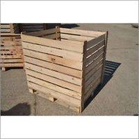 Wooden Pallet Box