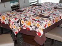 Printed Cotton Table Linen