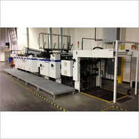 Auto Feed Roller Coater